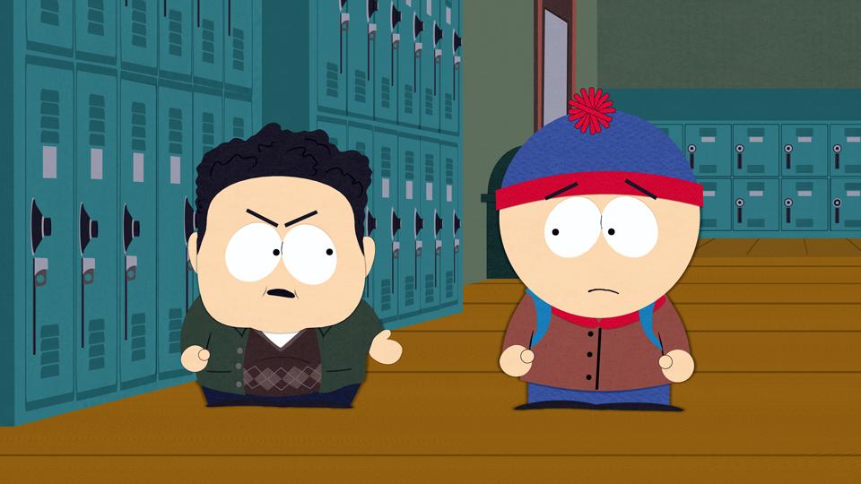 Южный парк 18 сезон  смотреть онлайн мультфильм бесплатно